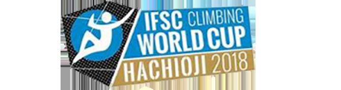IFSC クライミング・ワールドカップ(B)八王子2018