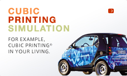 CUBIC PRINTING SIMULATION