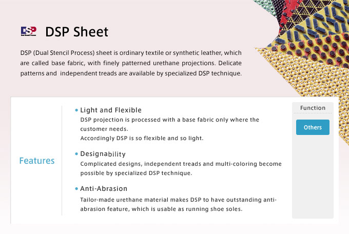 DSP Sheet